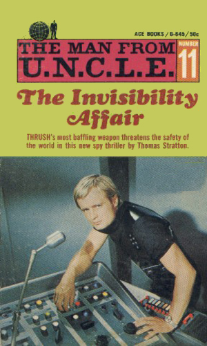 The Invisibility Affair