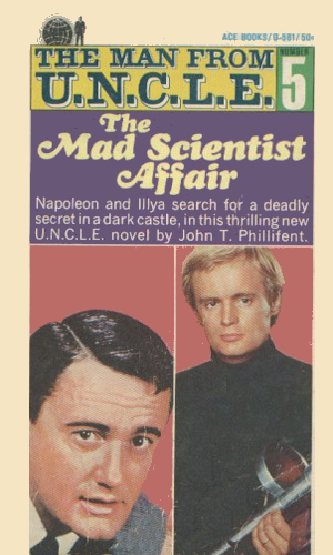 The Mad Scientist Affair