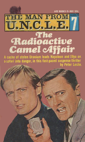 The Radioactive Camel Affair