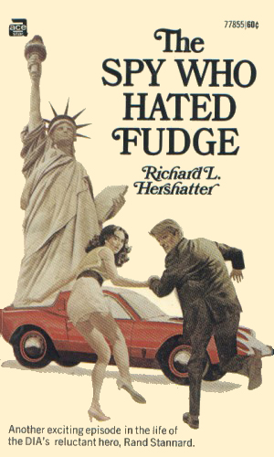The Spy Who Hated Fudge