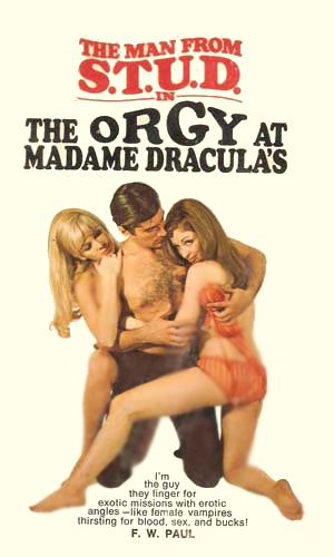The Orgy At Madame Dracula's