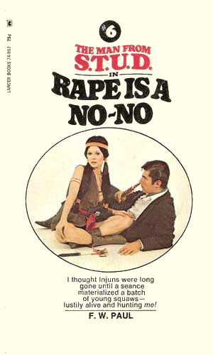 Rape Is A No-No