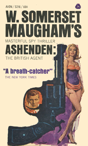 Ashenden: The British Agent