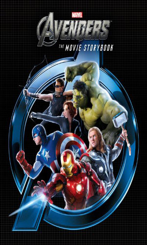 The Avengers - The Movies Storybook