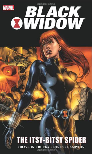 Black Widow - The Itsy-Bitsy Spider