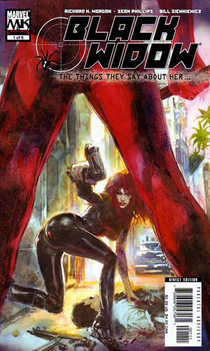 Black Widow - The Things They Say About Her