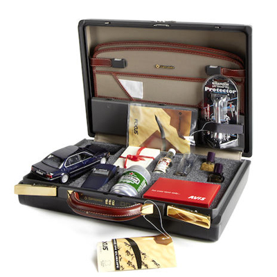 Tomorrow Never Dies Promotional Briefcase