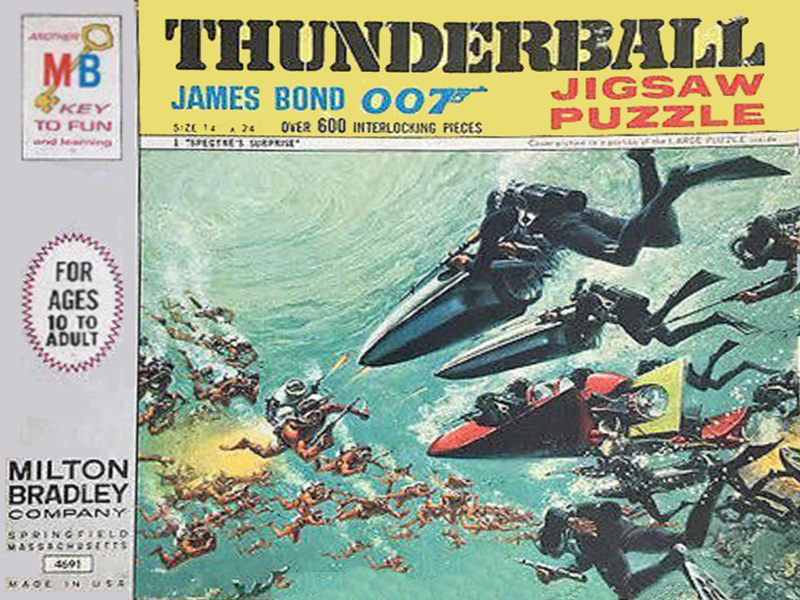Thunderball: 1 Spectre's Surprise