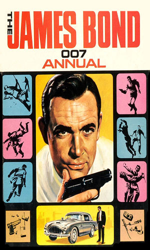The James Bond 007 Annual 1966