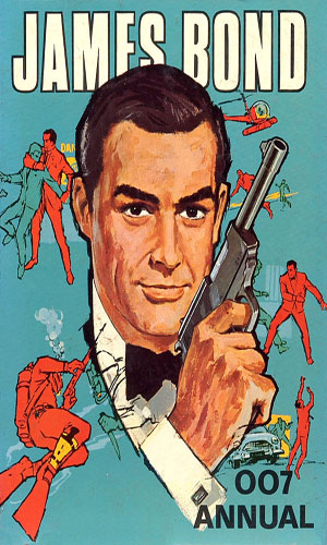 The James Bond 007 Annual 1967