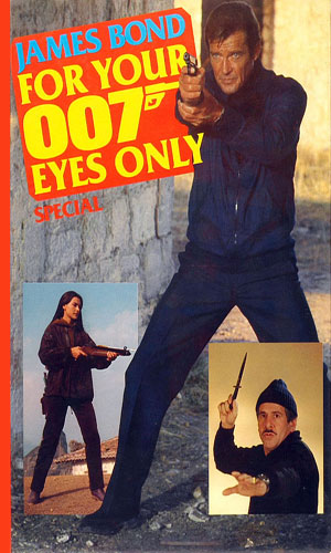 James Bond 007 For Your Eyes Only Special (1982)