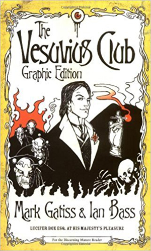 The Vesuvius Club - Graphic Edition