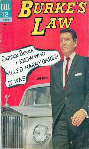 Who Killed Harry Dare?