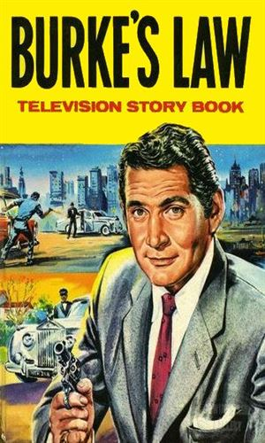 Burke's Law Television Story Book