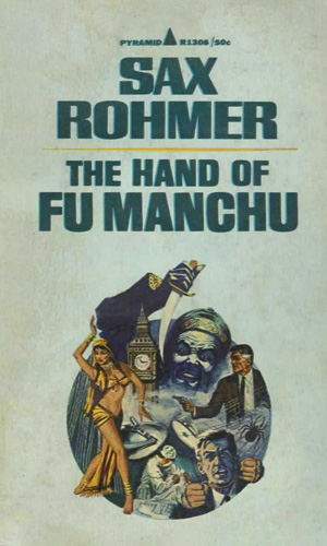 The Hand of Fu Manchu