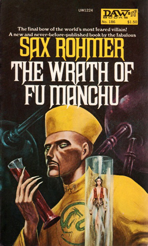 The Wrath of Fu Manchu