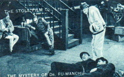 The Mystery of Dr. Fu Manchu Set
