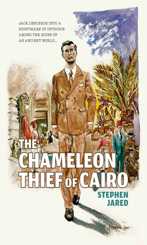 The Chameleon Thief of Cairo