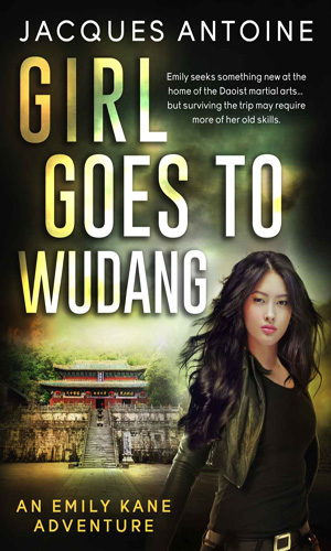 Girl Goes To Wudang