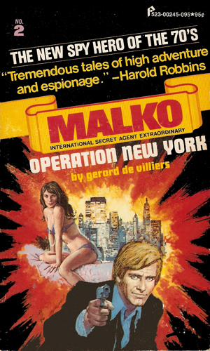 Operation New York