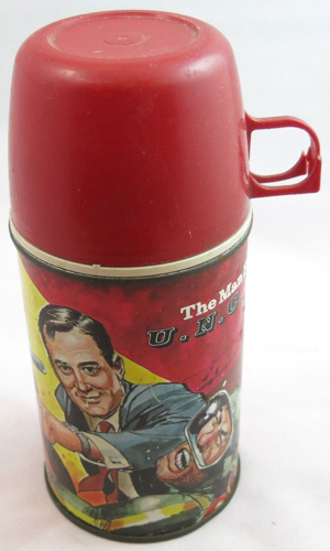 The Man From U.N.C.L.E. Thermos (UK)