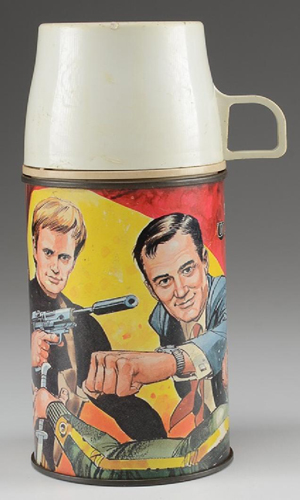 The Man From U.N.C.L.E. Thermos (US/Can)