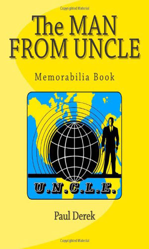 The Man From UNCLE Memorabilia Book