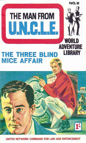 The Three Blind Mice Affair
