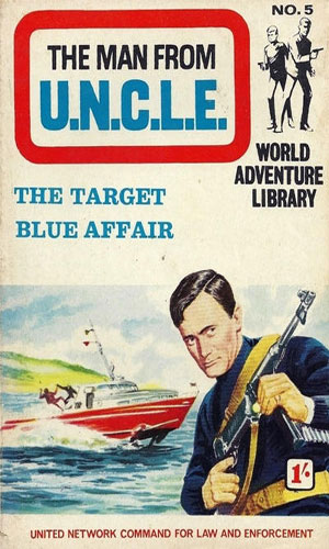 The Target Blue Affair