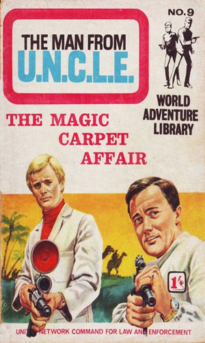 The Magic Carpet Affair