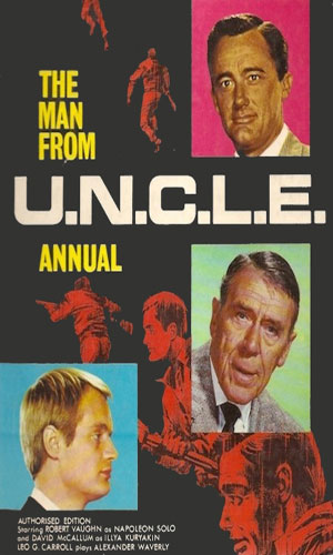 The Man From U.N.C.L.E. Annual 1968
