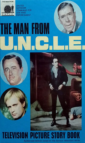 The Man From U.N.C.L.E. Television Picture Story Book 1968