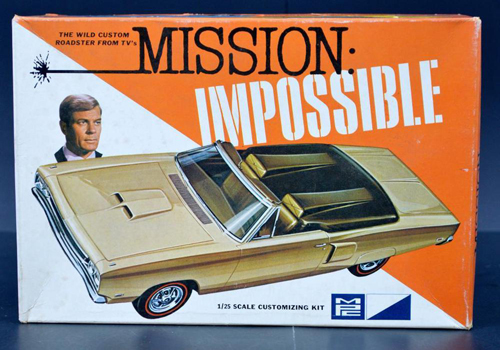 Mission: Impossible - 1969 Dodge Coronet R/T