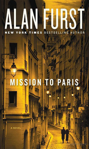 Mission To Paris