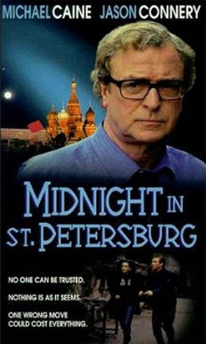 Midnight In Saint Petersburg