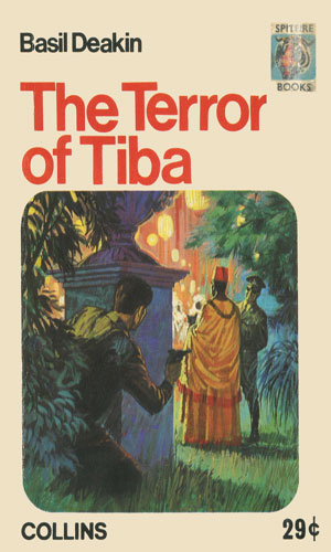 The Terror of Tiba