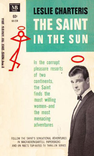 The Saint In The Sun