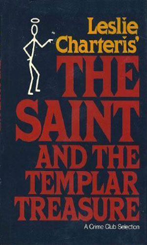 The Saint and the Templar Treasure