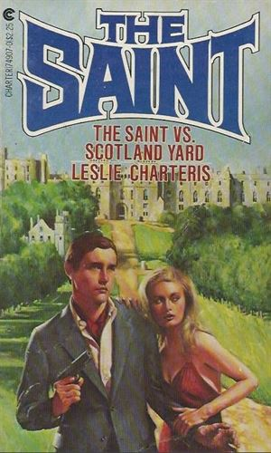The Saint vs. Scotland Yard