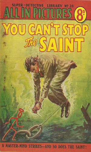 You Can't Stop The Saint