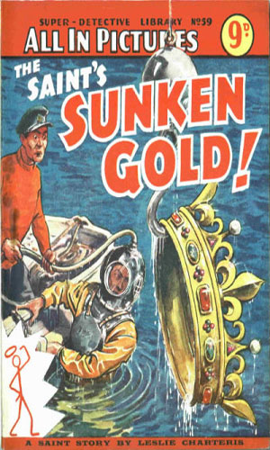 The Saint's Sunken Gold