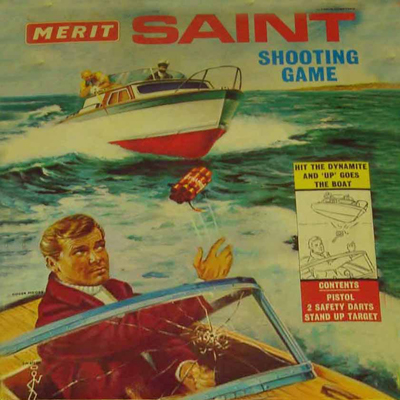 Saint Shooting Game