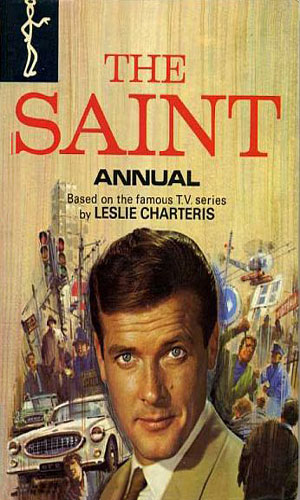 The Saint Annual 1970