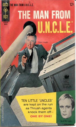 The Ten Little Uncles Affair