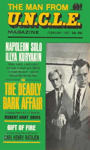 The Deadly Dark Affair