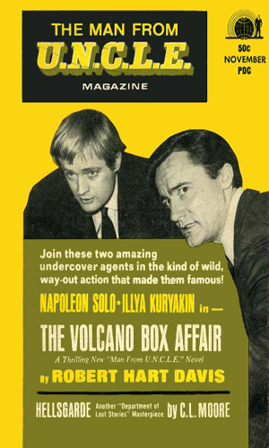The Volcano Box Affair