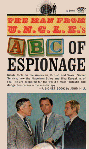 The Man From U.N.C.L.E.'S ABC of Espionage