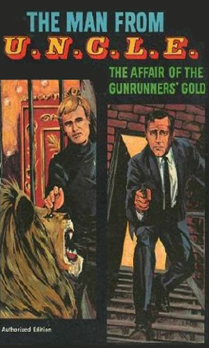 The Affair of the Gunrunner's Gold
