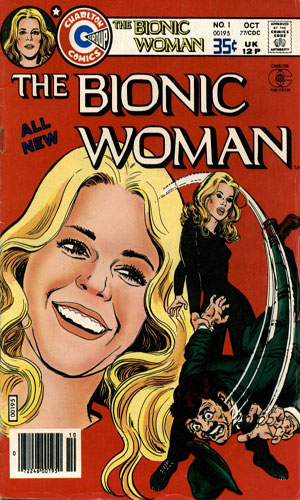 Birth of the Bionic Woman