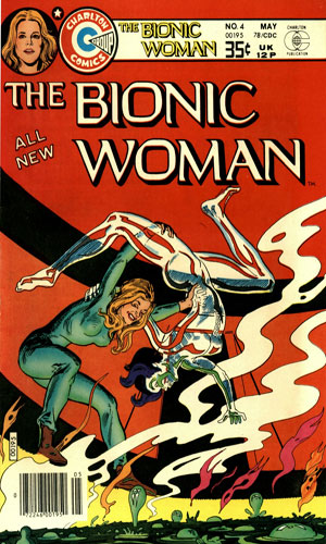 Bionic Woman No. 4